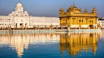 9-Day Private Golden Triangle Tour Including Amritsar from Delhi, New Delhi, Multi-day Tours