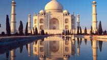 Agra to Delhi by Train with the Taj Mahal, Agra Fort, and Fatehpur Sikri, Agra, Private Day Trips