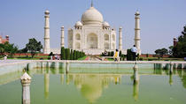 Delhi to Agra Full-Day Tour of Taj Mahal and Agra Fort with Mehtab Bagh, New Delhi, Day Trips
