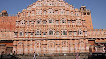 Jaipur Full-Day Tour visit Hawa Mahal, Amber Fort, City Palace and Observatory, Jaipur, Full-day ...
