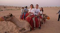 Jaisalmer Sunset Camel Ride with Dinner and Private Transfers, Jaisalmer, Private Sightseeing Tours