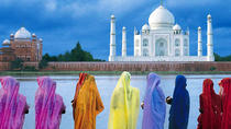 Private 2-Day Agra Fort and Taj Mahal from New Delhi by Car, New Delhi, Overnight Tours