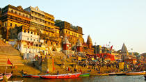 Private 3-Day City Tour of Varanasi Rickshaw and Boat Ride Including Ganga Aarti, Varanasi,...