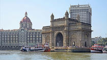 Private Full-Day City Tour of Mumbai, Mumbai, Motorcycle Tours