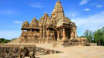 Private Full-Day Khajuraho Temples and Handicrafts Tour, Khajuraho