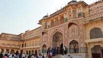 Private Full-Day Tour of Jaipur visit Amber Fort and City Palace Including Lunch, Jaipur, Full-day ...