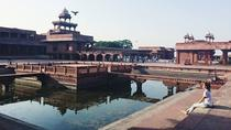 Private Full-Day Trip to the Taj Mahal Fatehpur Sikri and Agra Fort from Jaipur , Jaipur, Day Trips