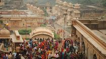 Private Half-Day Tour of Jaipur and the Monkey Temple, Jaipur, Day Trips