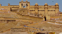 Private Overnight Jaipur and Agra Experience from New Delhi by Rail, New Delhi, Multi-day Rail Tours