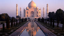 Private Taj Mahal at Sunrise and Agra Day-Tour from Jaipur, Jaipur, Day Trips