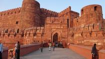 Taj Mahal at Sunrise Agra Day-Tour from Delhi with Breakfast