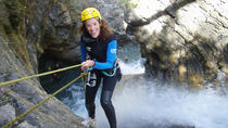 Intermediate Canyoning in Furco Canyon in the Pyrenees, Aragón, Adrenaline & Extreme