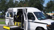 Handicap New Orleans Airport or Hotel Transfer, New Orleans, Airport & Ground Transfers