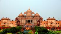 Full-Day Walking Tour of Delhi's Temples and Old Delhi, New Delhi, Walking Tours