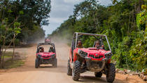 Jungle Buggy Tour from Playa del Carmen Including Cenote Swim, Playa del Carmen, 4WD, ATV & ...