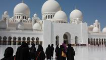 Private Tour from Ras Al Khaimah hotels : Abu Dhabi 10 hours with Car & Driver, Ras Al Khaimah,...