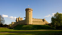Warwick Castle: Admission and Cream Tea Package, Warwick