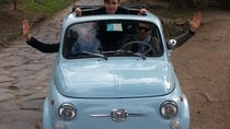 Classic Fiat 500 Rental in Rome, Rome, Vespa, Scooter & Moped Tours