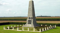 ANZAC Day Memorial Services and Battlefield Tour from Arras and Amiens, Arras, null