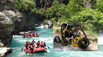 2 in 1: Buggy Safari & Rafting Adventure from Alanya, Alanya, 4WD, ATV & Off-Road Tours