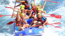 2-in-1 Canyoning and White Water Rafting Adventure with Lunch From Kemer, Kemer, White Water ...