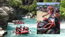 2 in 1: Quad Safari & Rafting Adventure from Alanya, Alanya, 4WD, ATV & Off-Road Tours
