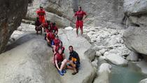 3 in 1 Rafting with Canyoning and Ziplining, Alanya, White Water Rafting & Float Trips