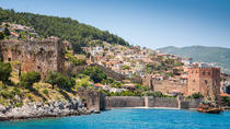 Alanya City Tour with picnic lunch by the Dim River from Side, Side, Full-day Tours