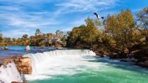 All Inclusive Boat Trip with Manavgat Waterfalls and Bazaar Visit, Side