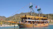 All-inclusive-Bootstour von Alanya, Alanya, Day Cruises