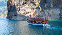 All Inclusive Green Canyon Cruise in the Mountains, Alanya, Day Cruises