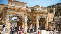 Ancient Ephesus tour with Wine Tasting in the village and visit to Mother's Mary House, Kusadasi, ...