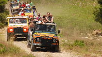 Antalya 4x4 and White Water Rafting Adventure with Lunch, Antalya, 4WD, ATV & Off-Road Tours