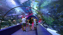 Antalya city tour with Duden Waterfall and Antalya Aquarium visit, Belek