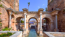 Antalya Excursion with Aquarium Visit, Walking Tour, Duden Waterfalls , Alanya, City Tours