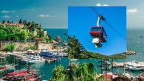 Antalya old town, waterfall and Cable Car trip, Side, City Tours