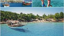 Blue cruise around Bodrum bays, Bodrum, Day Cruises