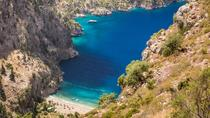 Boat trip from Oludeniz Blue Lagoon to Butterfly Valley and St Nicholas island with lunch, Fethiye, ...