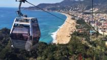 Cable Car and Alanya city tour by jeep, Alanya, 4WD, ATV & Off-Road Tours