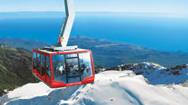 Cable Car Ride to the Top of Tahtali Mountain, Antalya