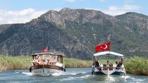 Dalyan River Cruise by Boat with Lunch and Sea Turtles Watching, Fethiye