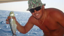 Fishing and Snorkeling in the Mediterranean Sea From Alanya, Alanya, Fishing Charters & Tours