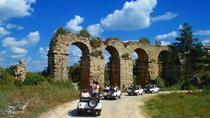 Full-Day Taurus Mountains Jeep Tour with Green Canyon, Side, 4WD, ATV & Off-Road Tours