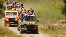Jeep Safari and White Water Rafting Day Tour from Side, Side, White Water Rafting & Float Trips