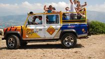 Jeep Safari and White Water Rafting Day Tour, Antalya, White Water Rafting & Float Trips
