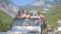 Jeep Safari in Taurus Mountains from Belek, Belek, Day Trips