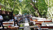 Mount Olympos (Tahtali) Seilbahn mit Mittagessen am Fluss in Ulupinar, Antalya, Full-day Tours