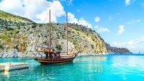 Private Boat Trip Around Fethiye and Oludeniz Bays, Fethiye, Lunch Cruises