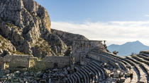 Private Tour: Termessos Ancient City and Duden Waterfalls, Antalya, Hiking & Camping
