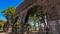 Private Trip to Phaselis, Olympos and Eternal Flames of Chimera, Antalya, Day Trips